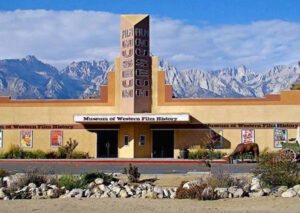 Museum of Western Film History Front View